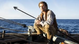 Chris Hemsworth stars as seaman Owen Chase