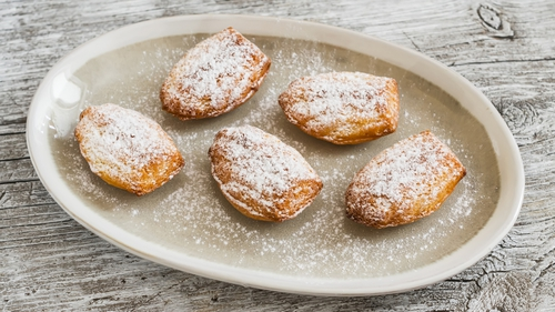 Neven Maguire's Madeleines on the Today Show