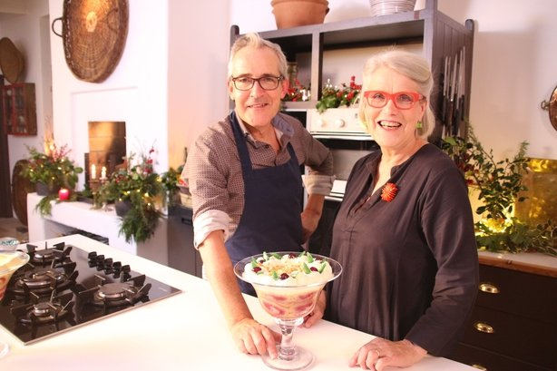 Why not pop in to see Rory and Darina Allen in action in Ballymaloe?