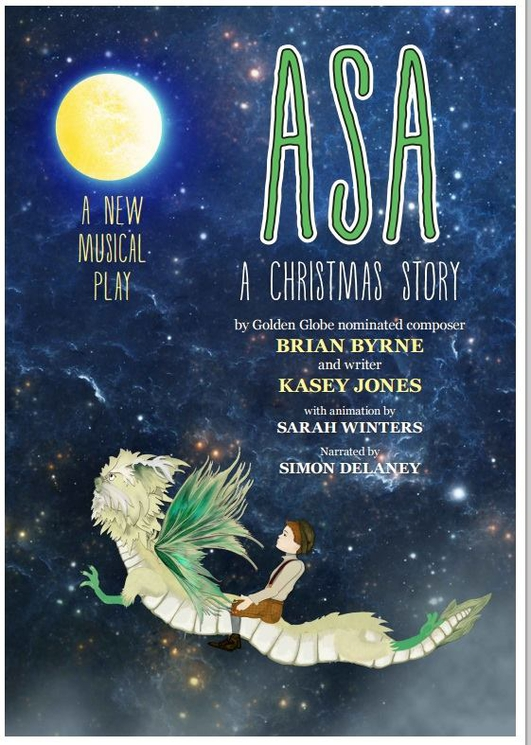 """Asa, A Christmas Story"" by Brian Byrne and Kasey Jones"