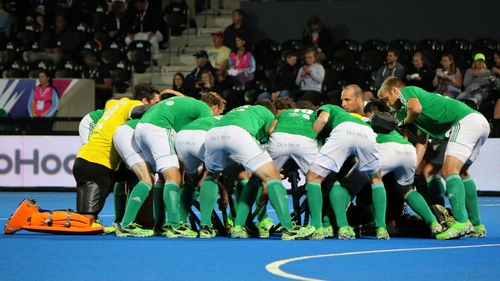 Ireland face an intense training programme in South Africa