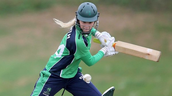 Kim Garth's 63 set Ireland up for the victory