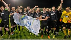 Dundalk have no injury concerns ahead of the first leg