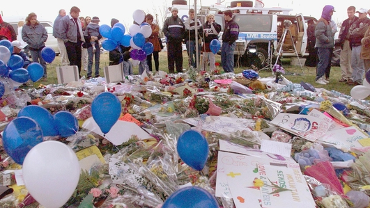 Anniversary of Columbine Massacre