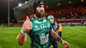 Talisman John Muldoon is staying with Connacht