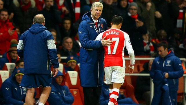 Arsene Wenger wants his prized asset in the 'performance zone'