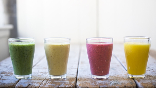 Three Super Smoothies from Donal Skehan