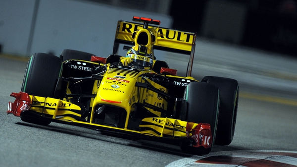 Renault last entered an F1 team in 2010