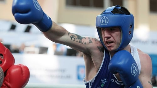 David Oliver Joyce will take on brother Hughie at the National Stadium
