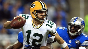 Aaron Rodgers: 'We're blessed to be able to play this game, and it reminds you at times how special this game is.'