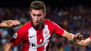 Athletic Bilbao was on target for Athletic Bilbao in their win against Linense