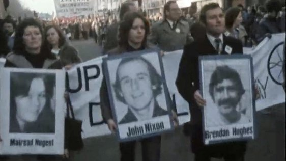 HBlock March in Dublin (1980)