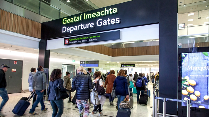Busy day ahead for Dublin Airport