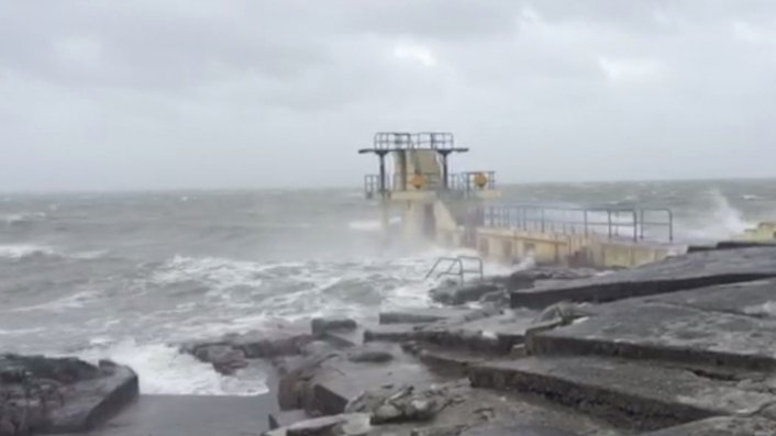 Expert: Ireland experiencing more intense storms