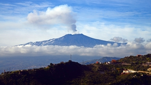 Eruption on Mount Etna most 'energetic' of past 20 years