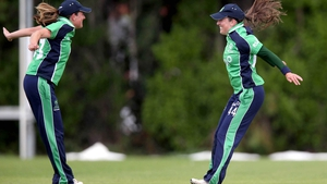 Isobel and Cecelia Joyce were among Ireland's better performers in defeat