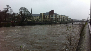 River Bandon has flooded in the past and early warning system has been in place for four years