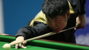 Liang Wenbo will now appear in his second ranking final