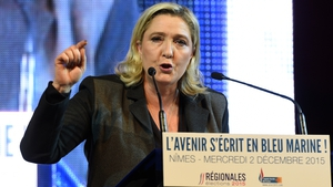 The National Front made a historic showing in regional elections on Sunday