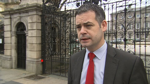 Pearse Doherty says the end of the USC will reduce tax receipts by €5.4bn