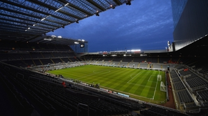 St James' Park has been searched in the HMRC probe