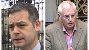 Pearse Doherty and Joe Higgins have rejected the draft report into the banking inquiry