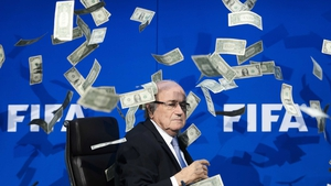 Sepp Blatter received the compensation awards from 2011 to 2015, says FIFA