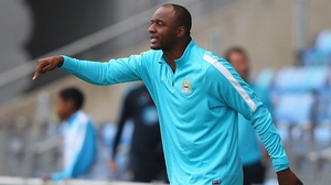 Patrick Vieira has the backing of former manager Arsene Wenger