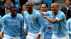 Patrick Vieira is currently managing MLS side New York City
