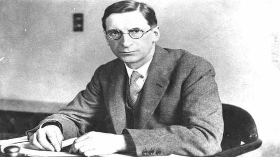 Eamon de Valera in 1932