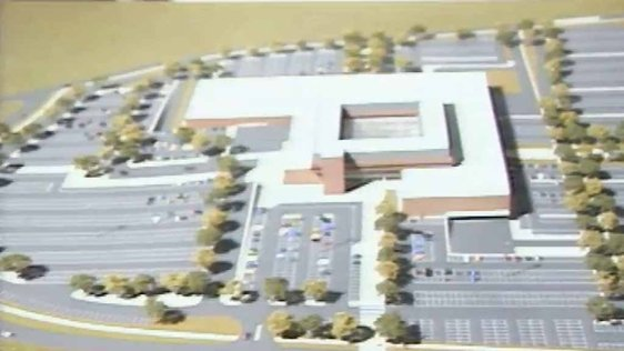 Plan For Tallaght Town Centre