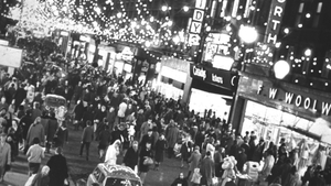 Some things never change: Christmas on Henry Street in Dublin in 1970