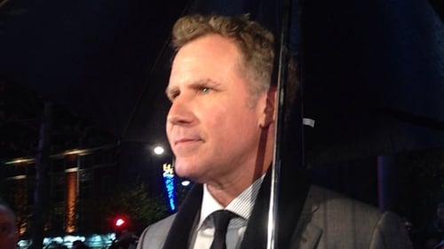 Will Ferrell - Said to be doing well after car crash