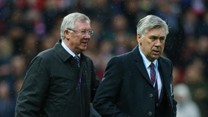 Could Carlo Ancelotti end up in the Old Trafford hotseat?