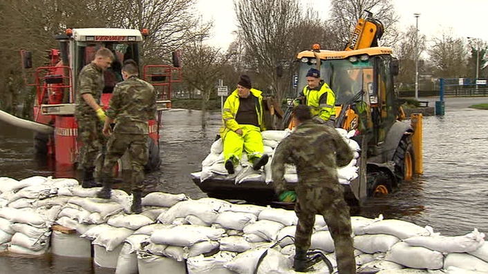 National Coordination Group warns that further flooding could be on the way