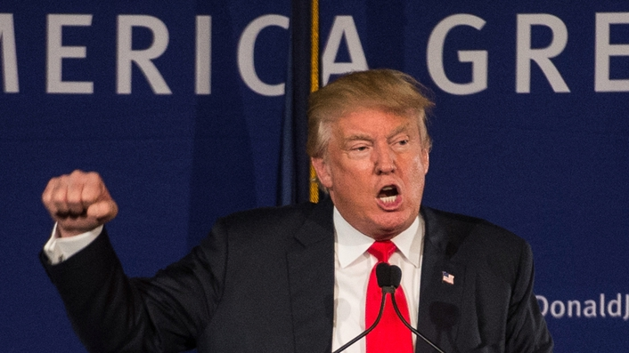 US Muslim rights group hits out at Donald Trump