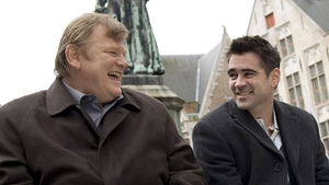 "Brendan Gleeson and Colin Farrell as In Bruges' Ken and Ray - ""It was one of the highlights, for sure, if not the highlight, even though you can't really pick out one movie above all"""
