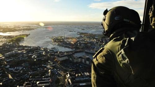 In recent months concerns have been raised over staffing level issues relating to the service (Pic: Air Corps)