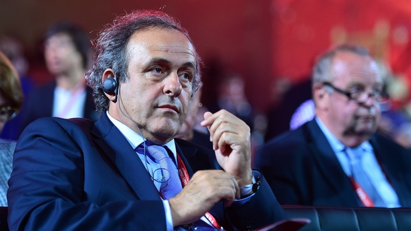 Michel Platini has a few avenues to explore in his appeal process
