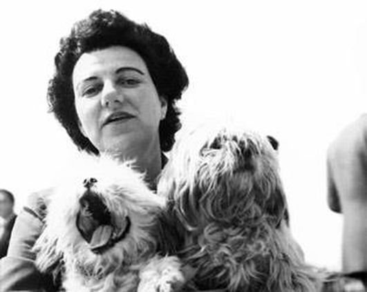 "New documentary ""Peggy Guggenheim: Art Addict"""