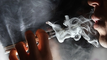 E-cigarettes heat nicotine-laced liquid into vapour