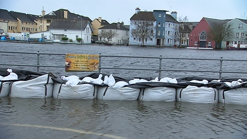 Athlone suffered heavy flooding at the end of 2015 and earlier this year