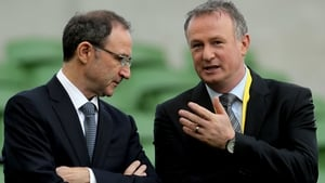 Martin O'Neill is enduring a more difficult qualifying campaign than his namesake Michael (R)