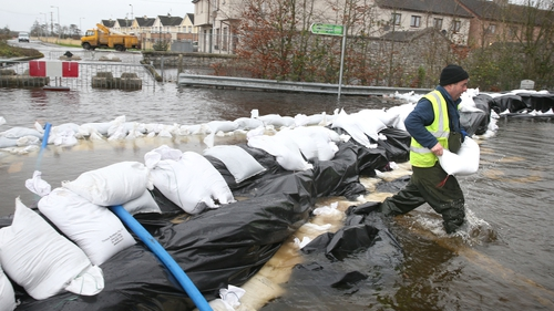 Further flooding is expected in many areas