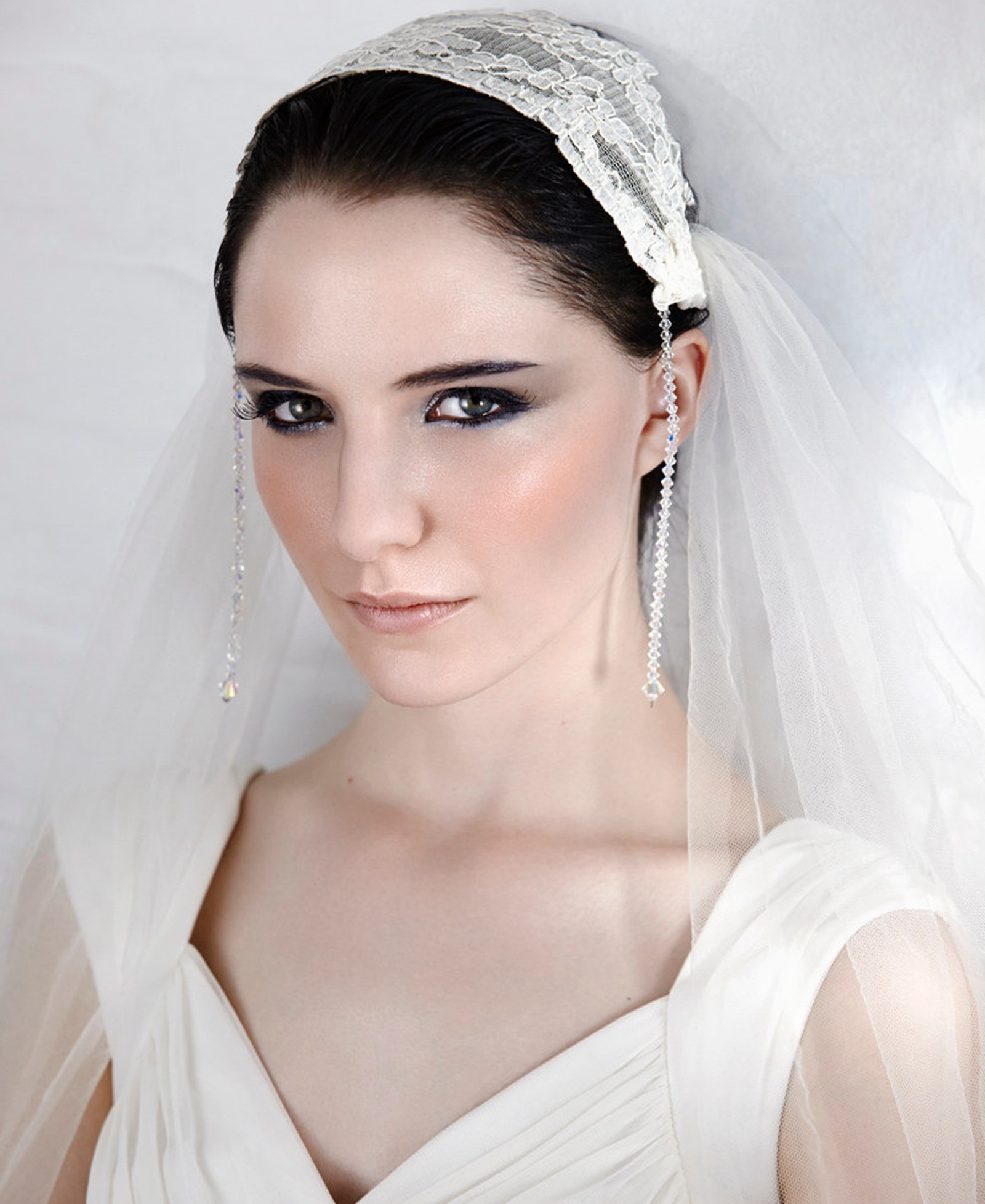 Contemporáneo Wedding Dress Veil Ideas Ornamento Elaboración ...