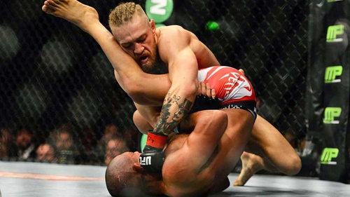 Conor McGregor's bout is expected to place at approximately 4.30am Irish time on Sunday