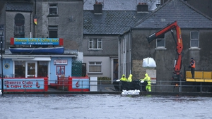 Further flooding is expected in many areas today