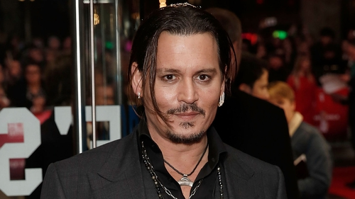 2016 has not been a golden year for Johnny Depp