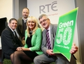 RTÉ swaps Green Room for Green 50
