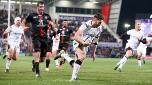 Ulster will host the Dragons on 5 February